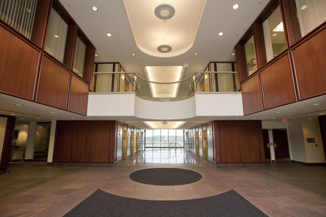 Commercial Building Cleaning : Commercial office buildings empire building maintenance co